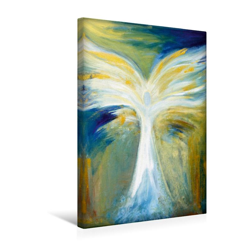 Ein Bild aus dem Kalender Engel Gemälde - CALVENDO