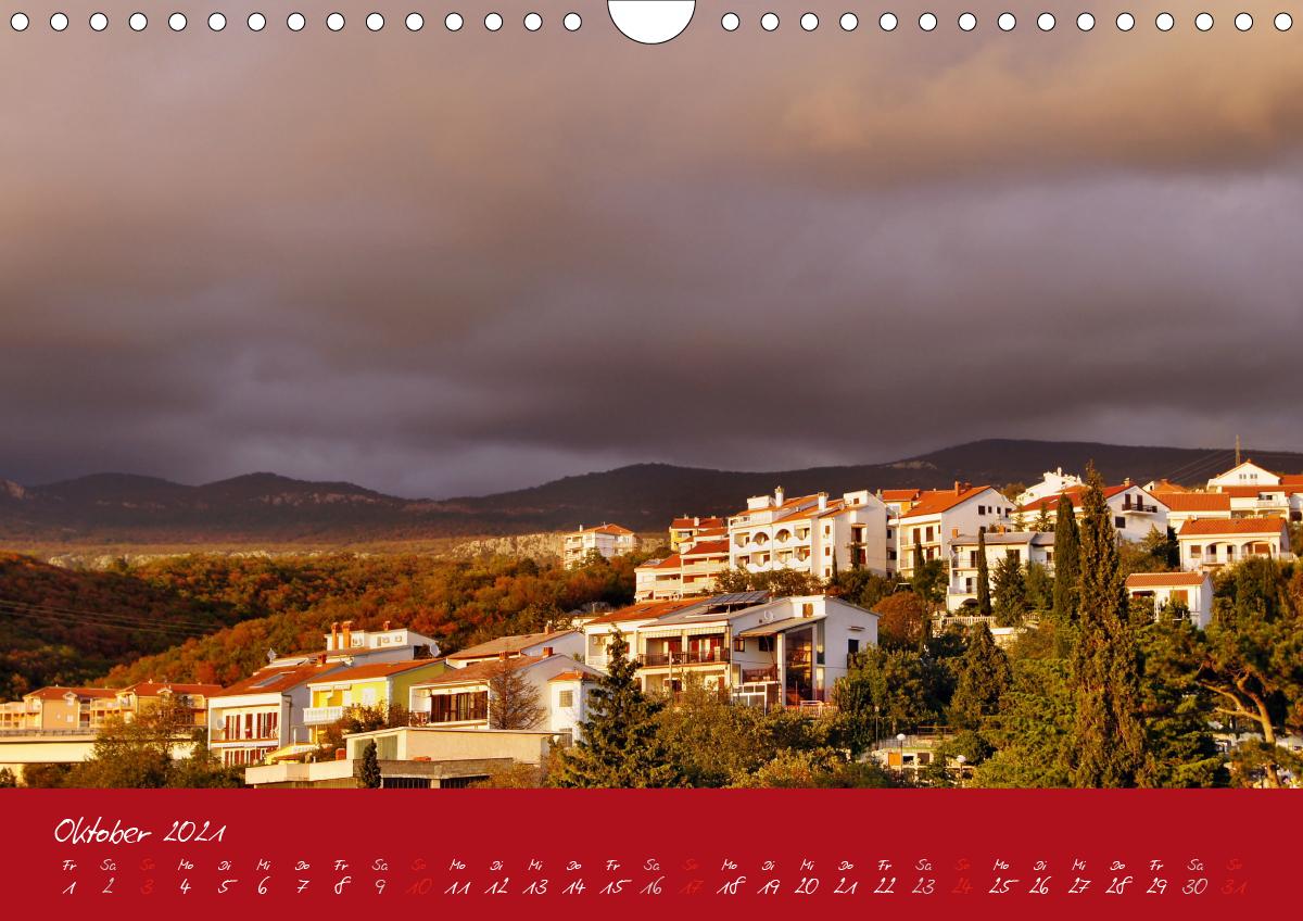 September Kroatien